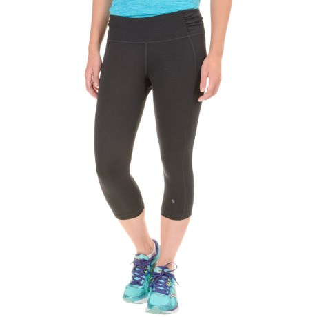 Mountain Hardwear Mighty Activa Capris (For Women)