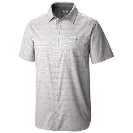 Mountain Hardwear Kotter Stripe Shirt - Button Front, Short Sleeve (For Men)