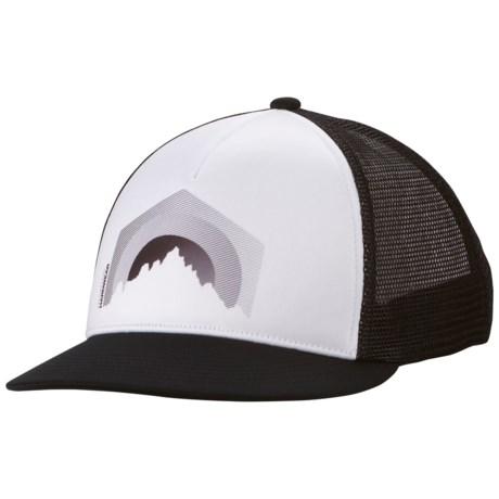 Mountain Hardwear Horizon Trucker Hat (For Men and Women)