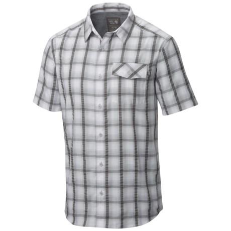 Mountain Hardwear Gilmore Shirt - Button Front, Short Sleeve (For Men)