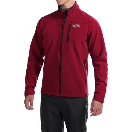 Mountain Hardwear Fairing Soft Shell Jacket (For Men)