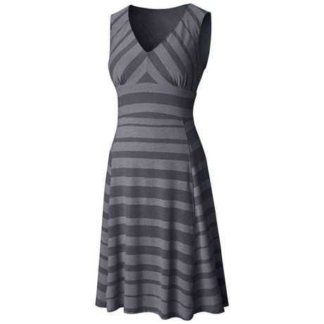 Mountain Hardwear DrySpun Burnout Stripe Dress - Reversible, UPF 25, Sleeveless (For Women)