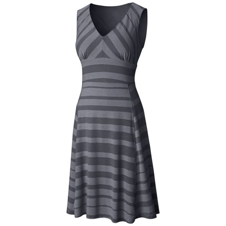 Mountain Hardwear DrySpun Burnout Stripe Dress - Reversible, UPF 25, Sleeveless (For Women)