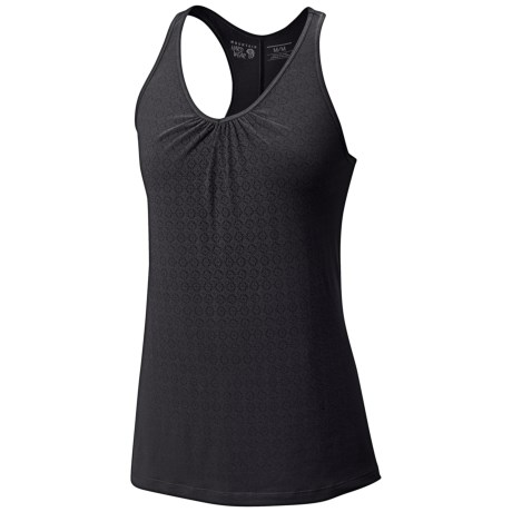Mountain Hardwear DrySpun Batika Racer Tank Top - Racerback (For Women)