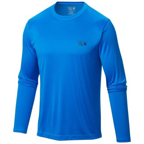 Mountain Hardwear Wicked T-Shirt - Long Sleeve (For Men)