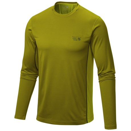 Mountain Hardwear Wicked Lite T-Shirt - UPF 15, Long Sleeve (For Men)