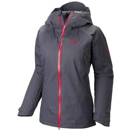 Mountain Hardwear Torsun Dry.Q Elite Jacket - Waterproof (For Women)