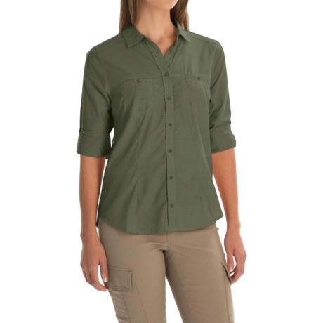 Mountain Hardwear Toralake Shirt - Button Front, Long Sleeve (For Women)