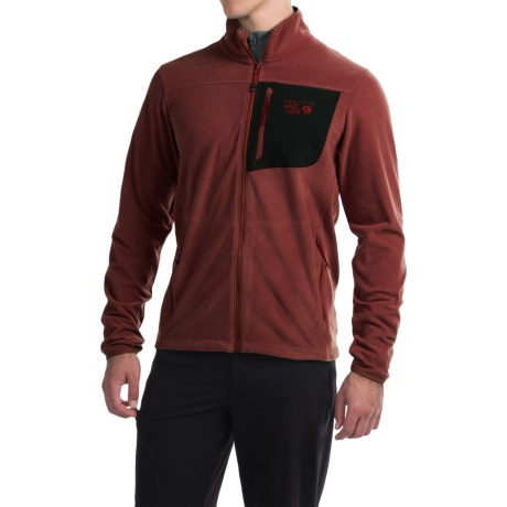 Mountain Hardwear Strecker Lite Fleece Jacket (For Men)