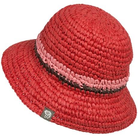 Mountain Hardwear Raffia Bucket Hat (For Women)