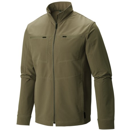Mountain Hardwear Piero Lite Soft Shell Jacket (For Men)