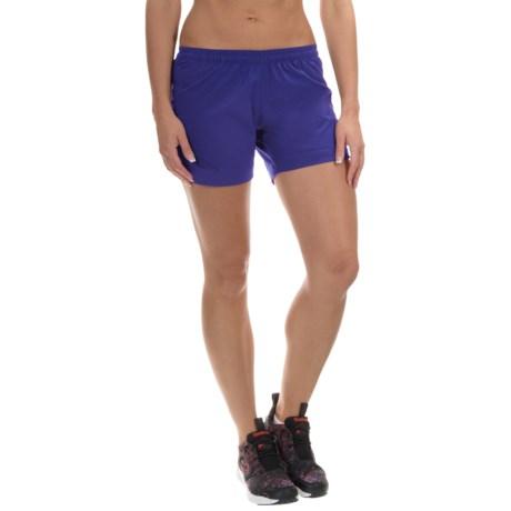 Mountain Hardwear Pacing Shorts - UPF 30, Built-In Briefs (For Women)