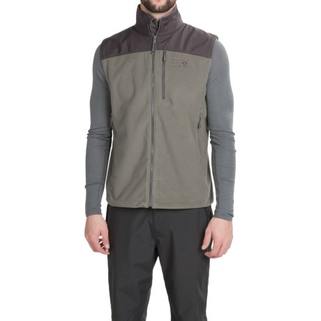 Mountain Hardwear Mountain Tech II Fleece Vest (For Men)