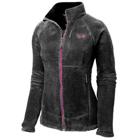 Mountain Hardwear Monkey Woman Grid II Jacket - Polartec® Fleece (For Women)