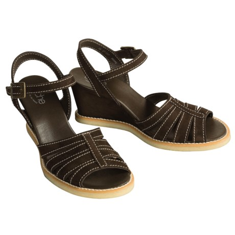 Arche Lady Wedge Sandals (For Women)