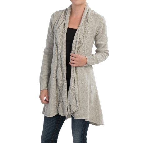 Peregrine Clifton Cardigan Sweater - Peruvian Merino Wool (For Women)