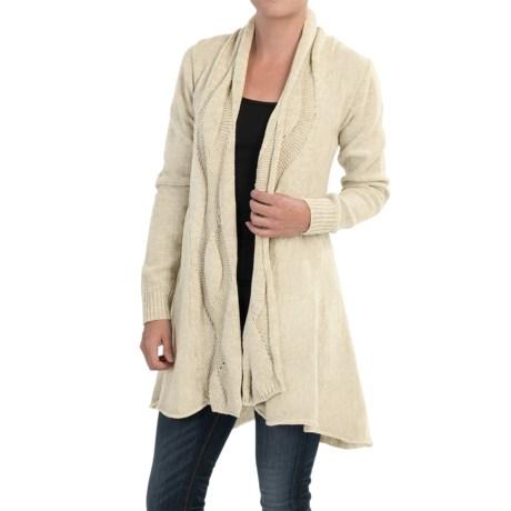 Peregrine Clifton Cardigan Sweater - Peruvian Merino Wool (For Women)