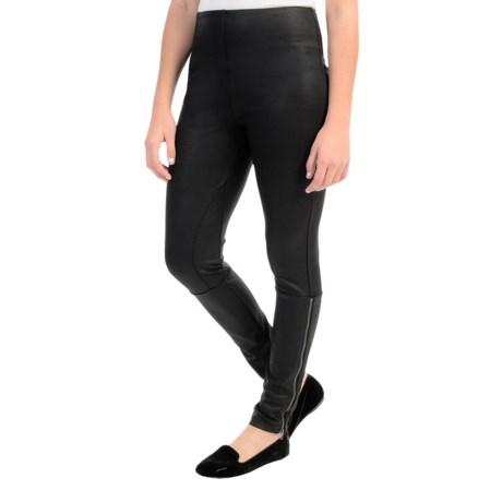 Lysse Simone Gloss Zip Leggings (For Women)