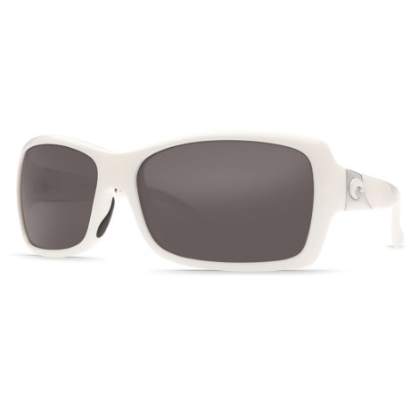 Costa Islamorada Sunglasses - Polarized 580P Lenses (For Women)