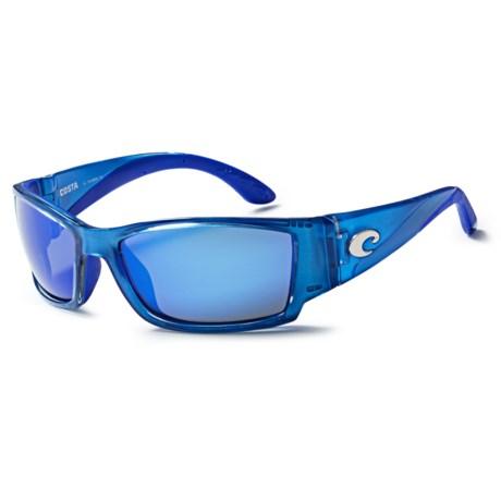 Costa Corbina Sunglasses - Polarized 400G Glass Mirror Lenses