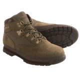 Timberland Euro Hiker Boots - Full-Grain Leather (For Big Kids)