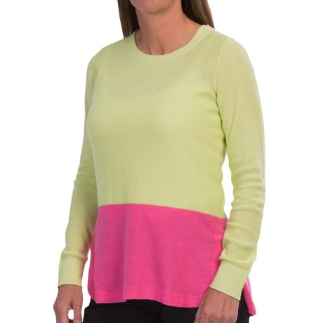 Fairway & Greene Savannah Sweater - Linen-Cotton (For Women)