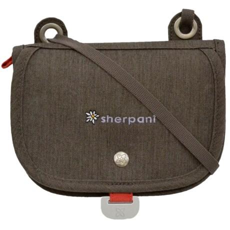 Sherpani Lindsay Crossbody Wallet (For Women)