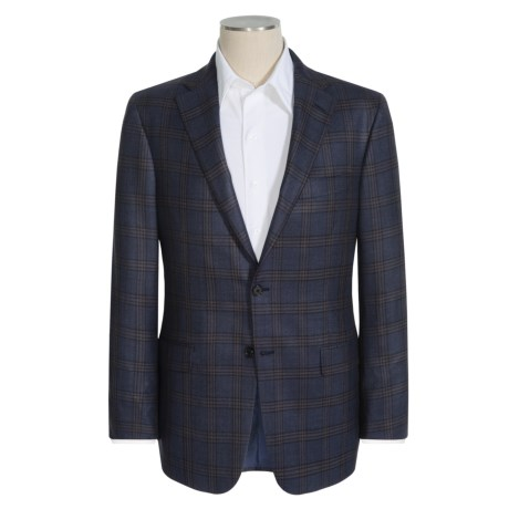 Hickey Freeman Multi-Check Sport Coat - Wool (For Men)