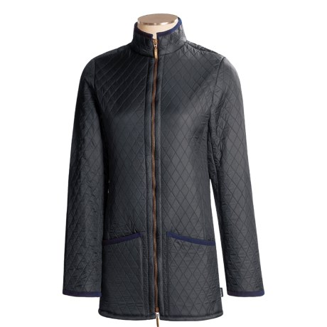 Barbour Polarquilt Jacket - Insulated (For Women)