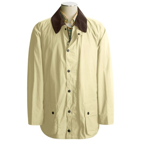 Barbour Summer Beaufort Jacket - Waterproof (For Men)