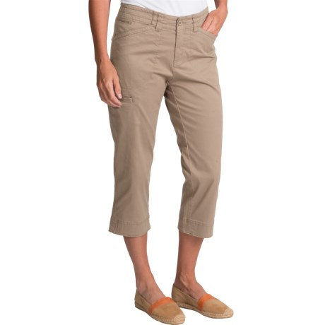 Woolrich Wood Dove Capris - UPF 50 (For Women)