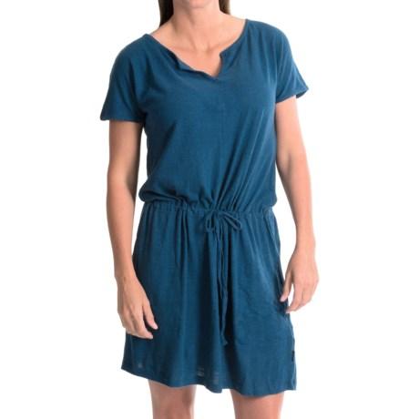 Woolrich Elemental Knit Dress - Short Sleeve (For Women)