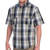 Woolrich Midway Yarn-Dye Shirt - Short Sleeve (For Men)