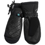 Swix Quilted Thermolite® Mittens - Waterproof (For Women)