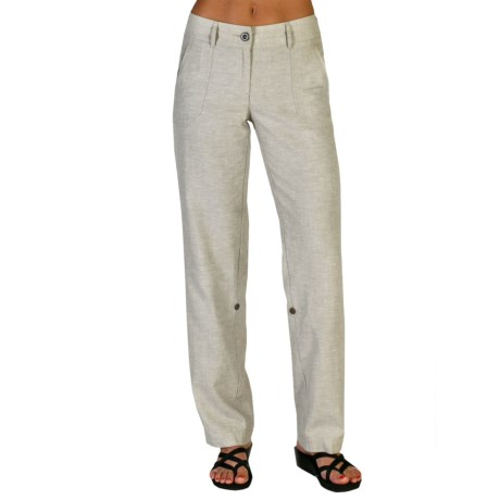 ExOfficio Caletta Pants - Linen Blend (For Women)