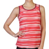 ExOfficio Techspressa Stripe Tank Top - UPF 50+ (For Women)