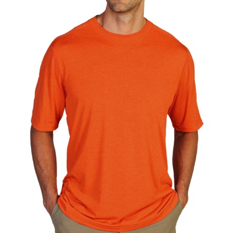 ExOfficio NioClime T-Shirt - UPF 20+, Short Sleeve (For Men)