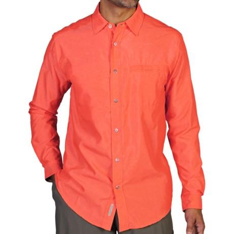 ExOfficio Trip'r Shirt - UPF 30+, Long Sleeve (For Men)