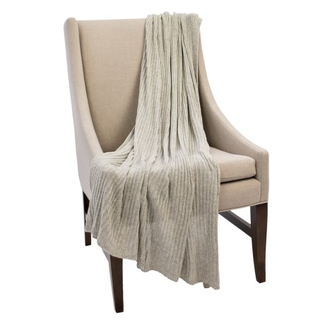 Murray Hogarth Knit Blanket
