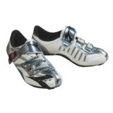 Diadora Team Racer Fibra Cycling Shoes - 3-Hole (For Men)