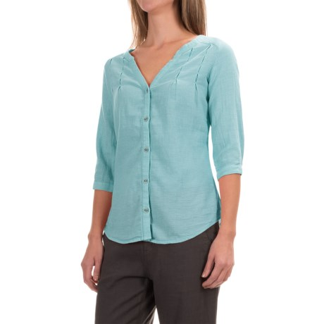 Royal Robbins Cool Mesh Tunic Shirt - 3/4 Sleeve (For Women)