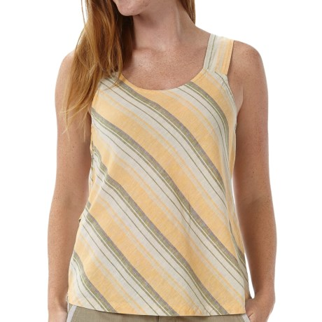 Royal Robbins Adrift Stripe Tank Top - Hemp-Organic Cotton (For Women)