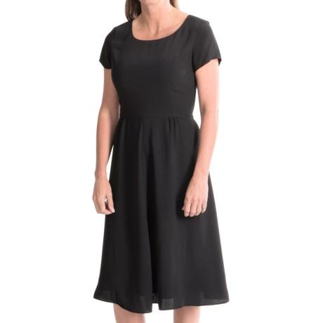Pendleton Kristen Travel Tricotine Dress - Short Sleeve (For Women)