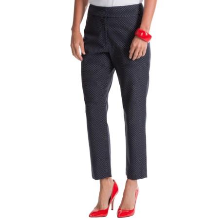 Pendleton Dianne Dot Crop Pants (For Women)