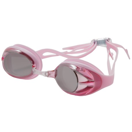 TYR Femme T-72 Elipse Mirrored Goggles (For Women)