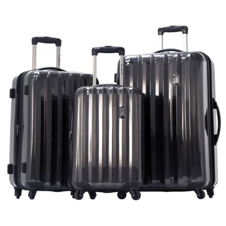 Olympia Titan Hardside Spinner Luggage Set - 3-Piece