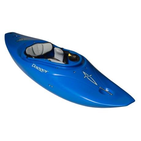 Dagger Whitewater Kayak - GT 7.5