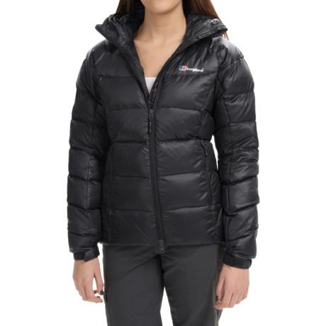 Berghaus Popena Hooded HydroDown Jacket - 600 Fill Power (For Women)