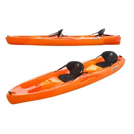 Islander Tropic II Kayak Package - Tandem 12.0, Sit-On-Top