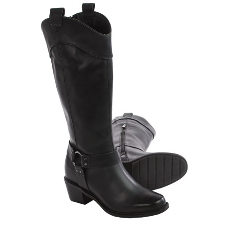 Hush Puppies Simone Cordell Boots - Leather (For Women)